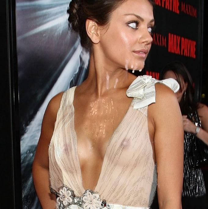 Are Hot naked mila kunis pornpics